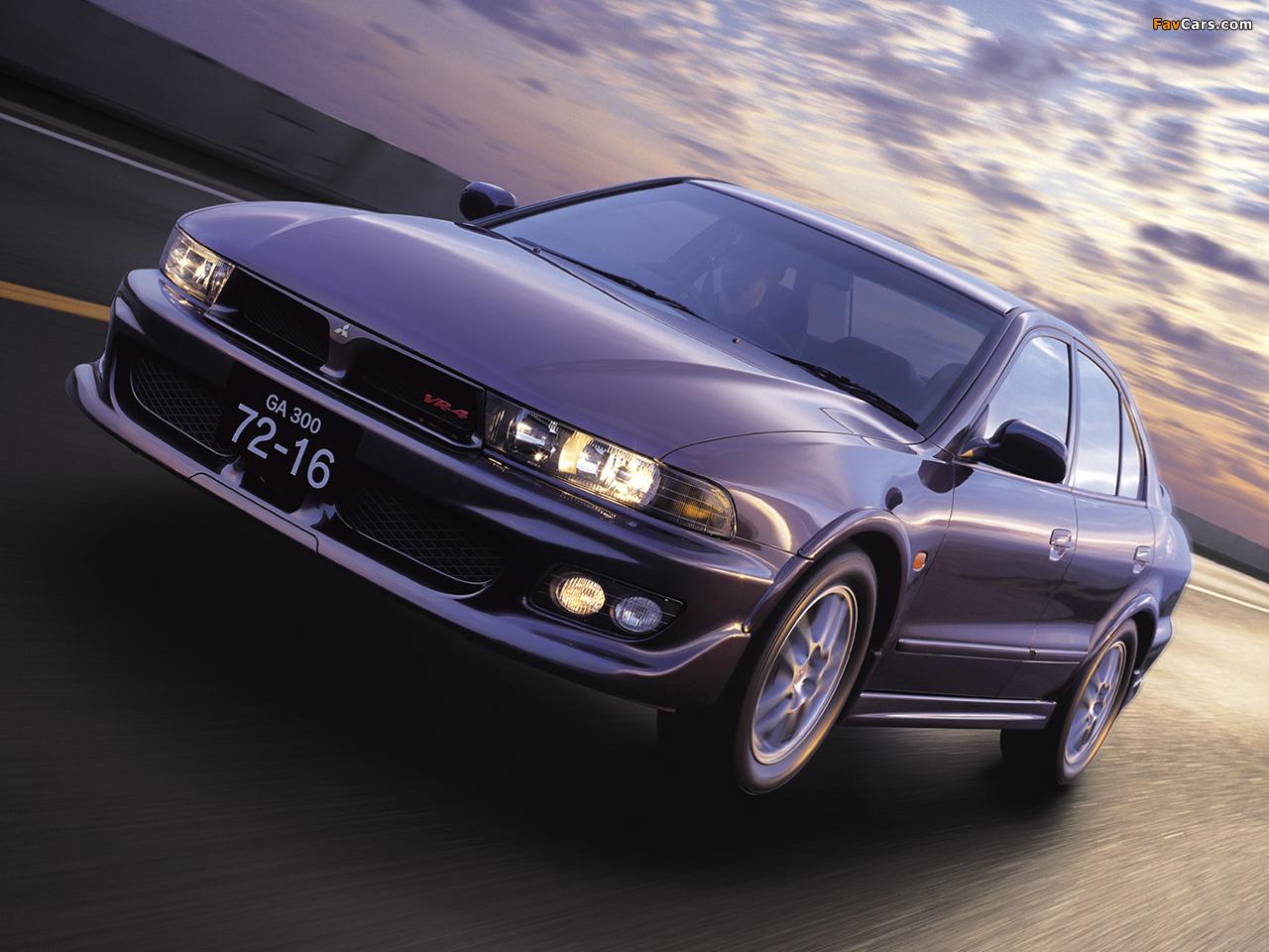 Free Download Wallpapers Of Mitsubishi Galant Vr 4 Viii