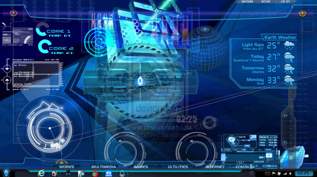 Free Download Hi Tech Desktop And Mobile Wallpaper Wallippo