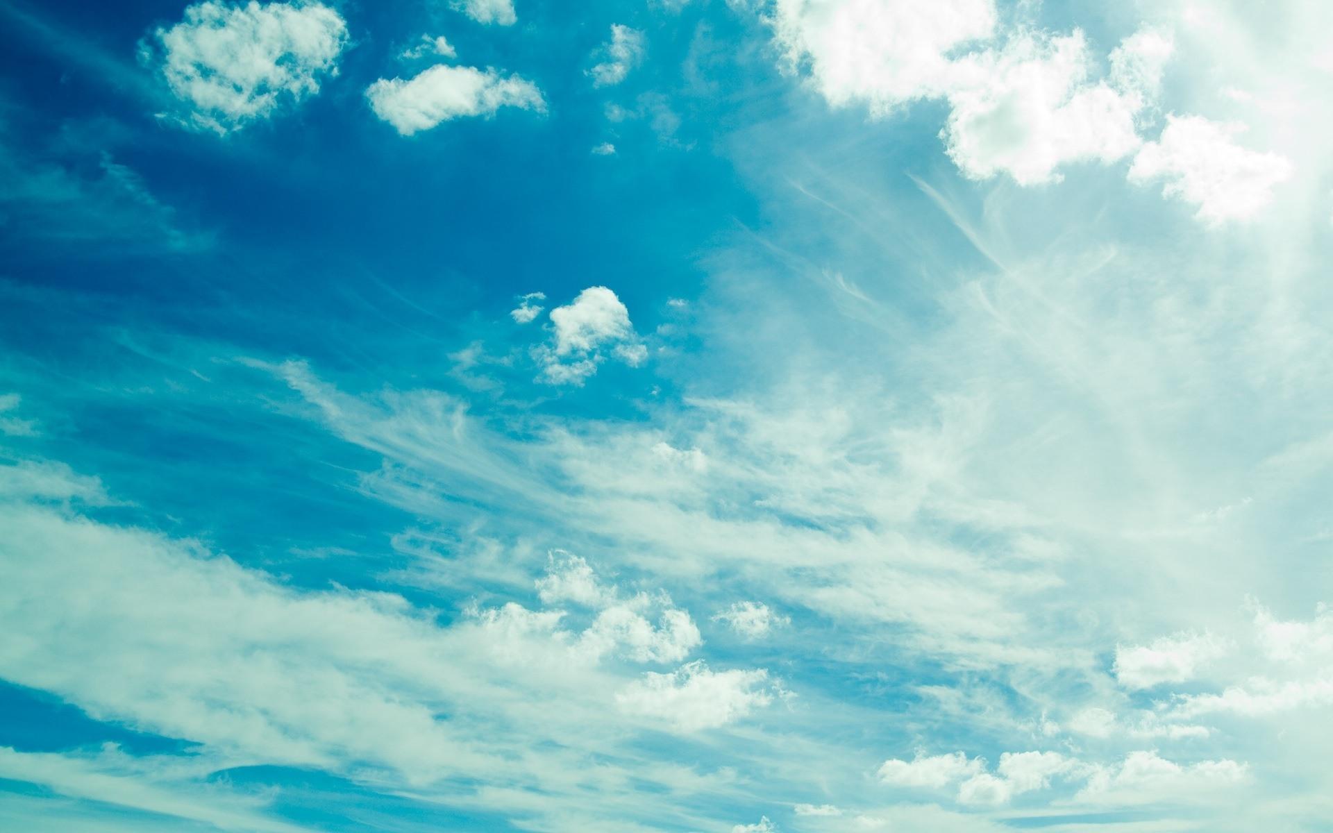Cloudy Sky Wallpaper 1920x1200