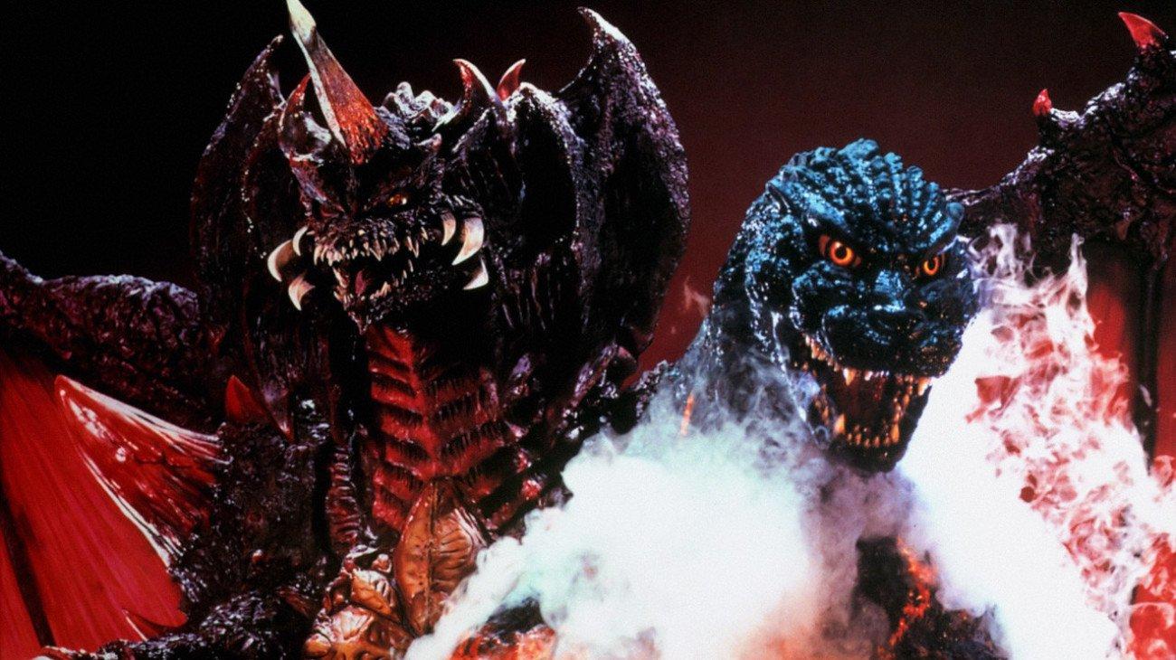 Godzilla vs Destoroyah 1995   Alternate Ending Alternate Ending 1300x730