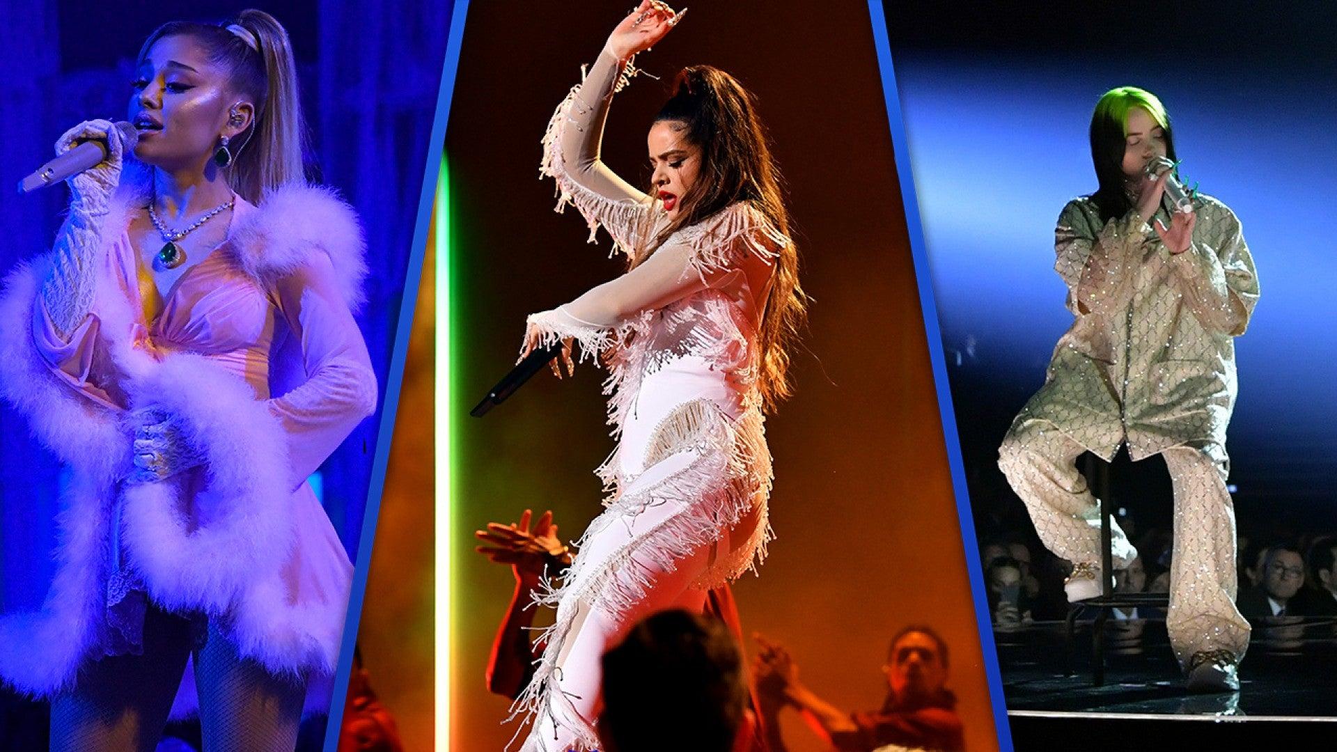 Rosala Brings Flamenco to 2020 GRAMMY Awards Performance 1920x1080