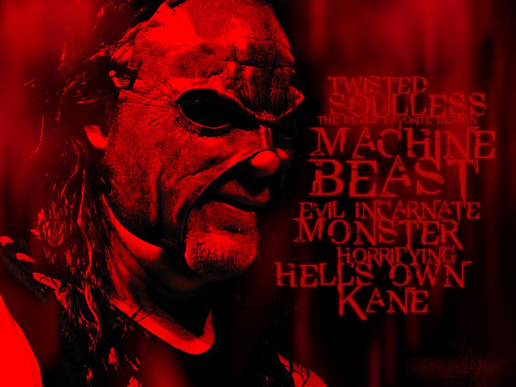 Kane Returned with mask 2012 wallpaper | WWE Hunks