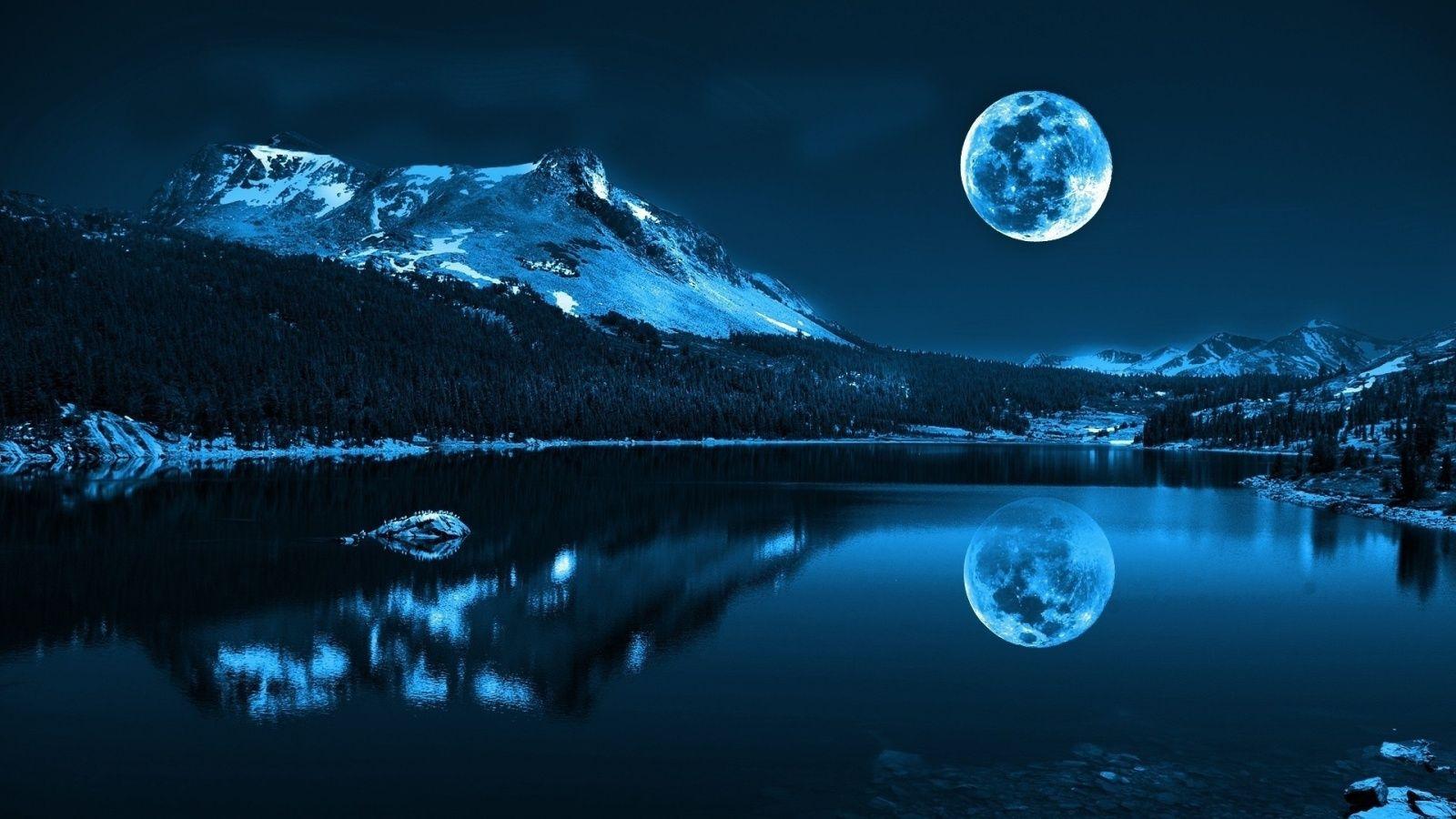 Moon Desktop Wallpapers   Top Moon Desktop Backgrounds 1600x900