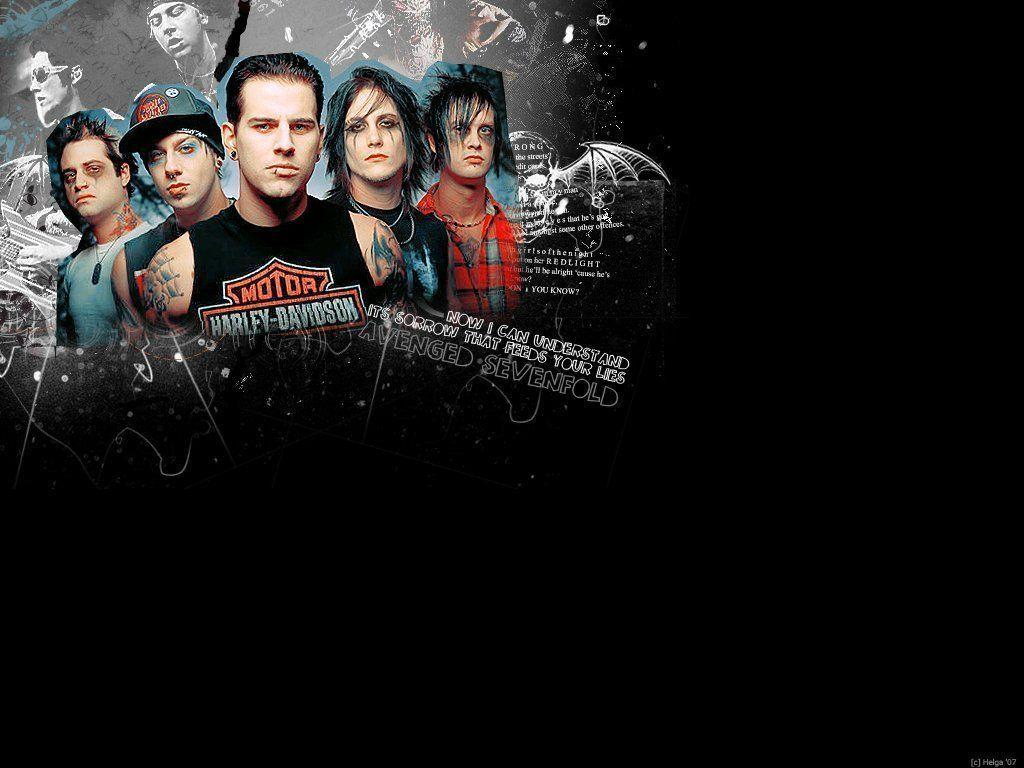 A7X Backgrounds 1024x768
