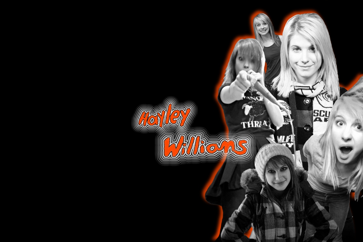 Hayley Wallpaper   Hayley Williams Photo 18858598 1200x800