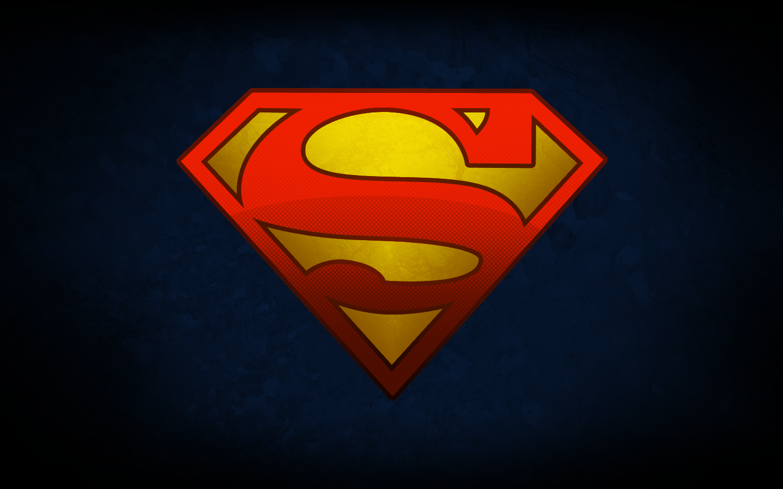Superman Logo Cool Backgrounds Wallpaper   HD Wallpapers 1440x900