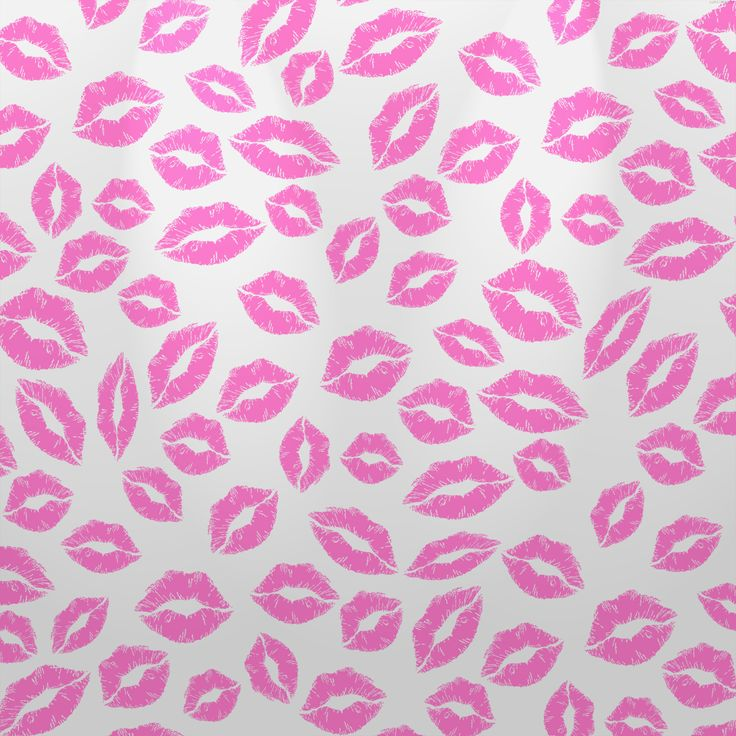Lips Background Pattern Pink Wallpapers Backgrounds Pink Lips Lip 736x736