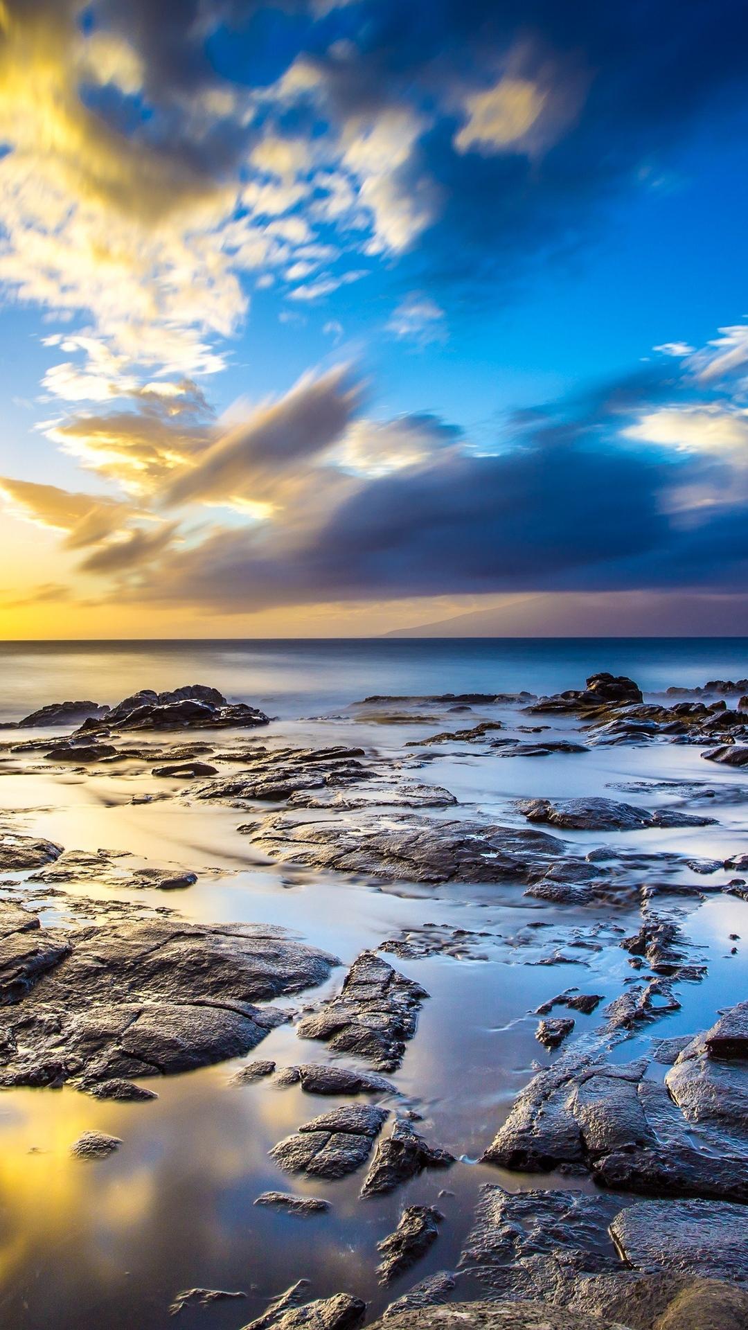 4k ocean wallpapers wallpapersafari - Ultra 4k background images ...