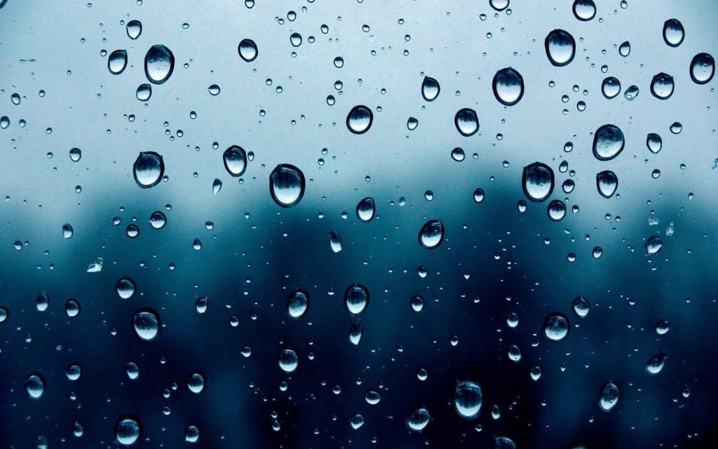 Rain Wallpaper 1024x640