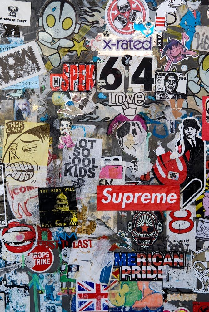 Some more great NYC street art wallpapers in 2019 Hypebeast 669x1000