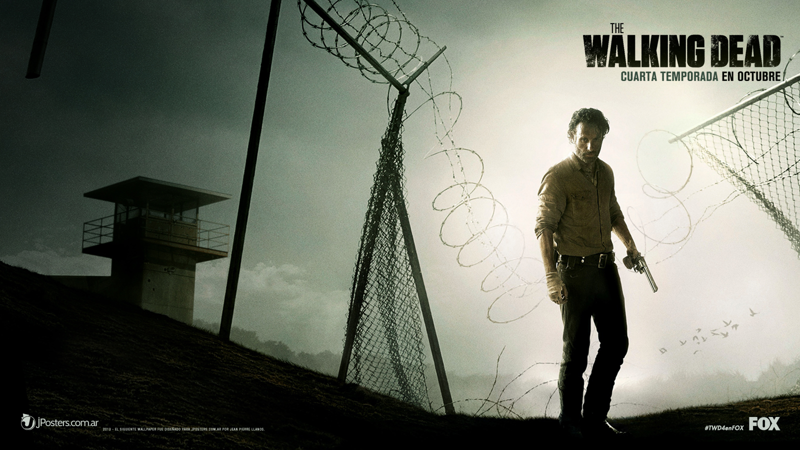 Pictures of The Walking Dead Season 4 Wallpaper 1920x1080 - #rock-cafe