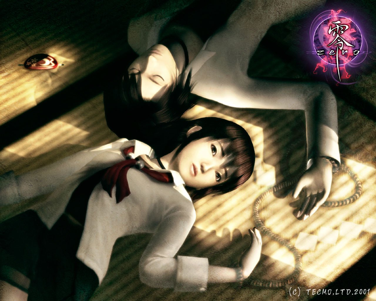 Brother and Sister   Fatal Frame Wallpaper 6140690 1280x1024