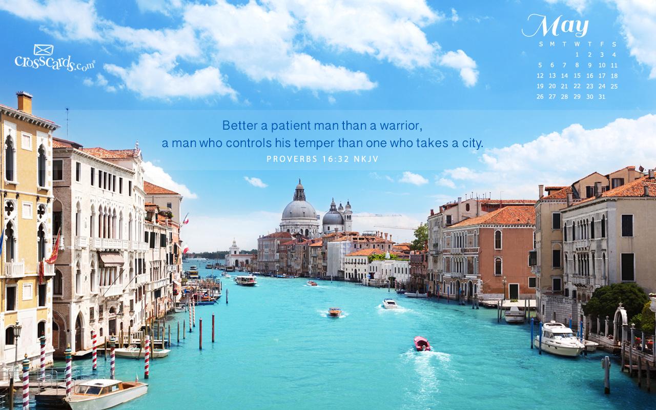 Proverbs 1632 Desktop Calendar  Monthly Calendars Wallpaper 1280x800