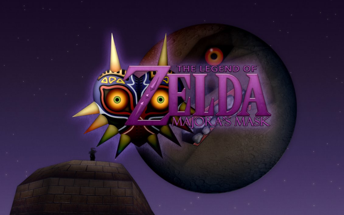 Majora S Mask Desktop Background: Majoras Mask Wallpaper HD