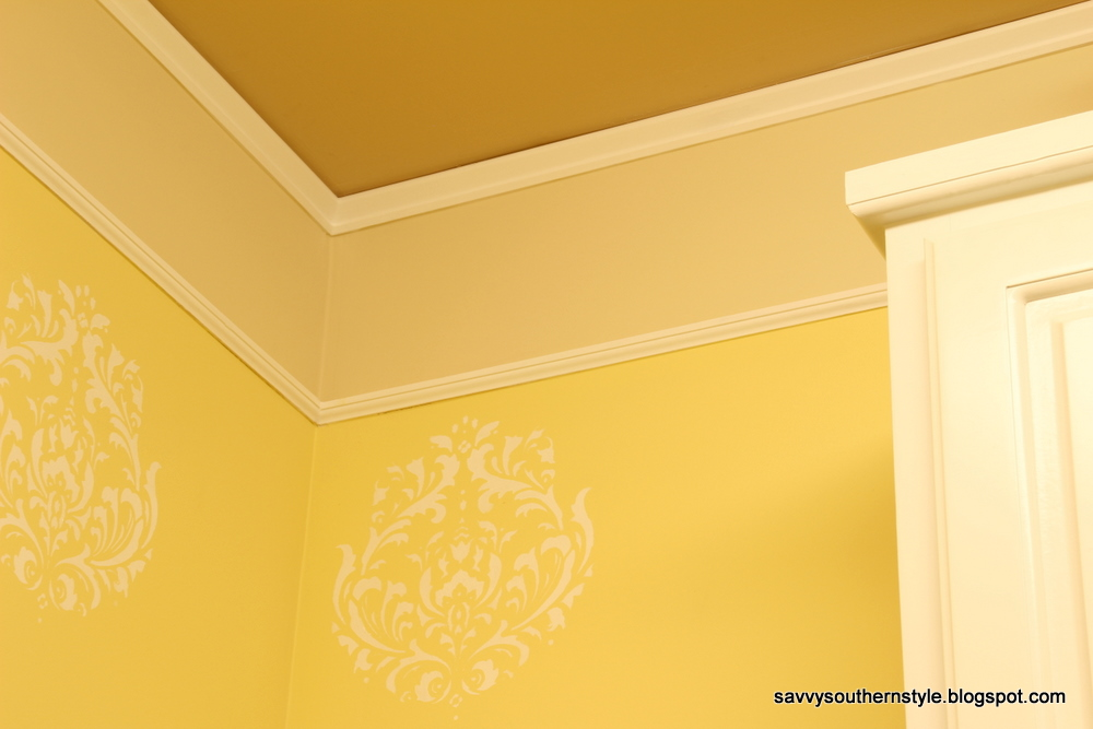 used the white semi gloss trim paint that is used in our house 1000x667