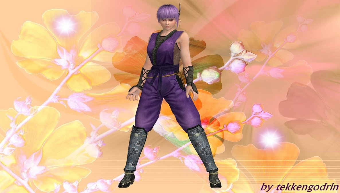 Dead Or Alive 5 Ayane Wallpaper by TekkenGodRin 1186x674