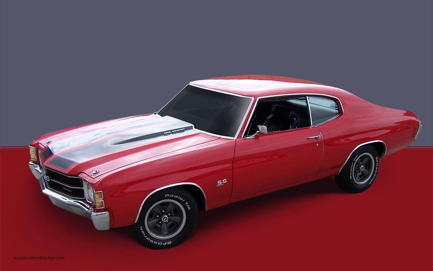 chevelle ss wallpaper 1971 red coupe 1440 05 chevelle muscle cars high 1440x900