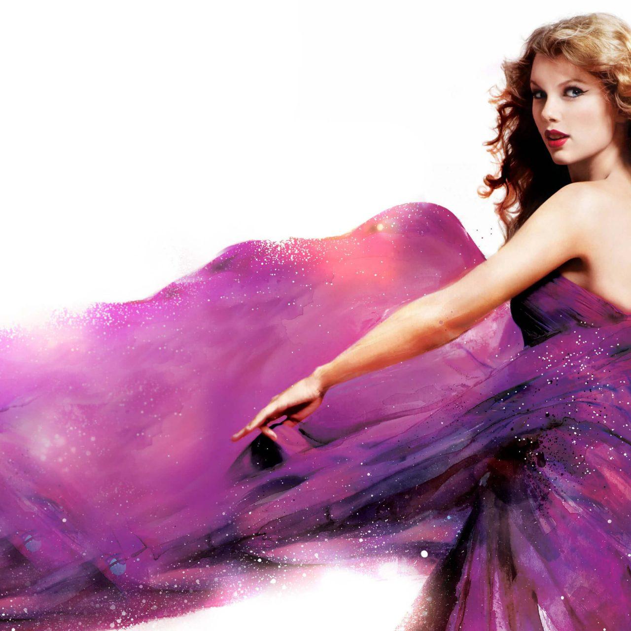 Taylor Swift Artwork 4k ultra hd android wallpaper   HD 1280x1280
