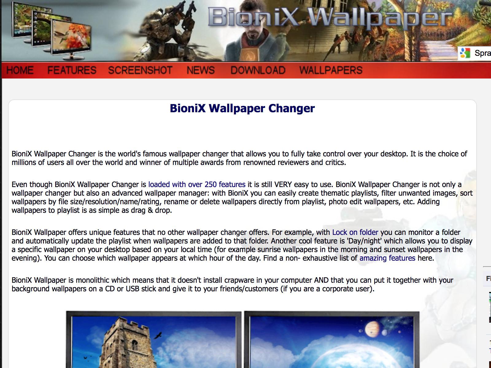 [49+] Bionix Wallpaper Animator on WallpaperSafari