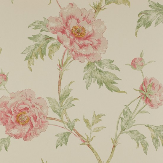 Tree Peony From Colefax Fowler Country Wallpaper Home Decorating 550x550