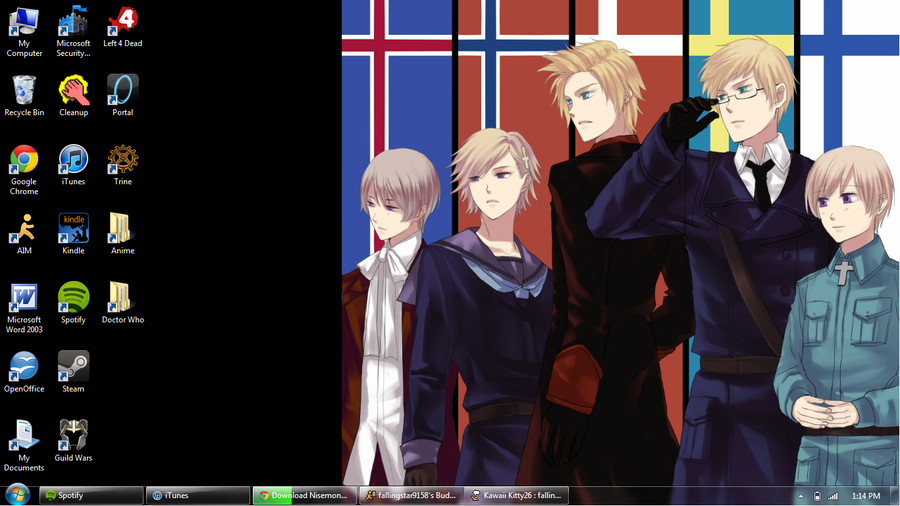 Nordics Hetalia Nordic Hetalia Screenshot by 900x506