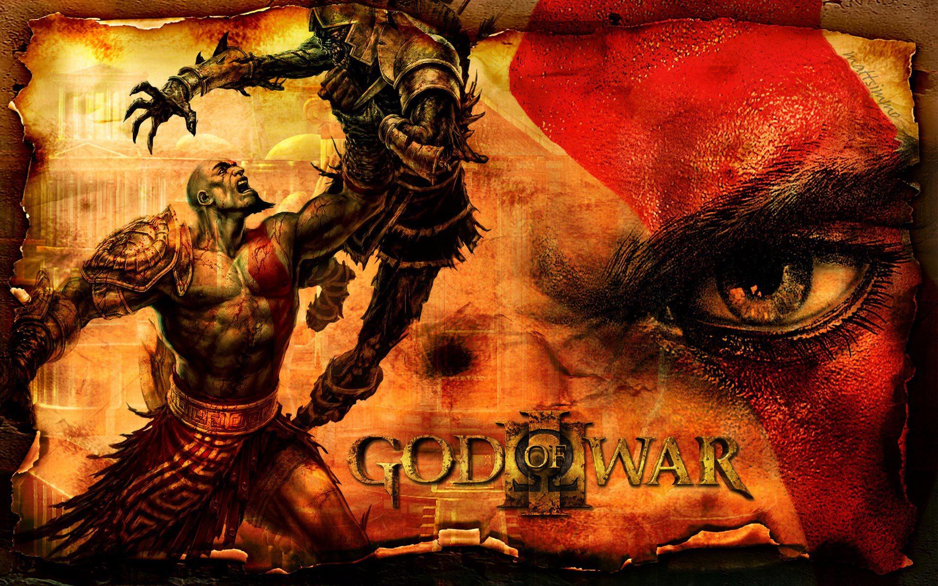 God Of War Wallpaper Hd Wallpapersafari