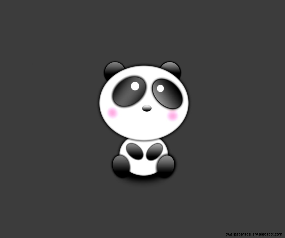70 Cartoon Panda Wallpaper On Wallpapersafari