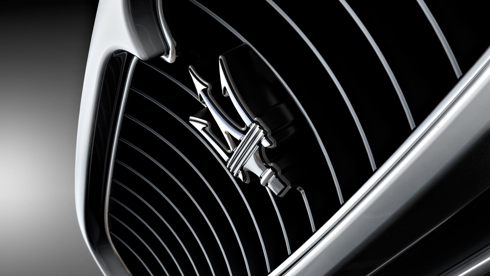 Maserati Logo Wallpaper 35383 1920x1080px 1920x1080