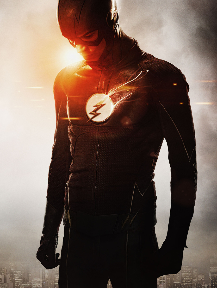 First Look The Flashs Season Two Suit DC Comics 903x1200