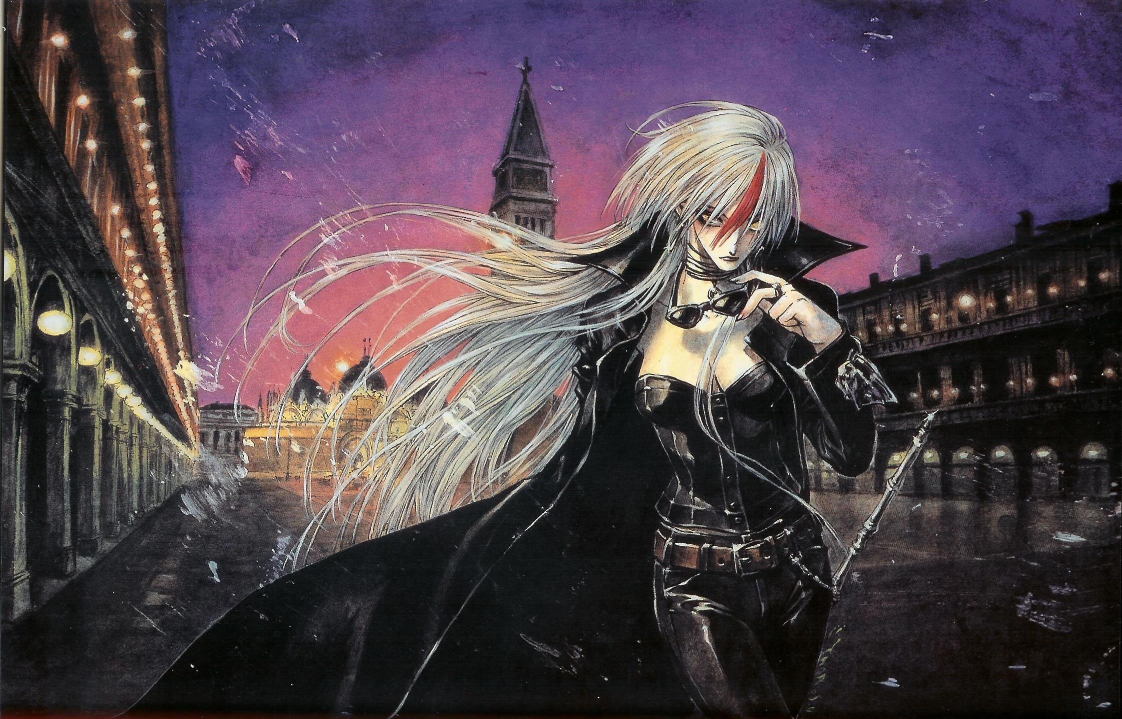 47 anime vampire girl wallpaper on wallpapersafari - Wallpaper vampire anime ...