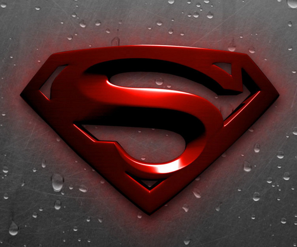Superman 960x800 Screensaver wallpaper 960x800