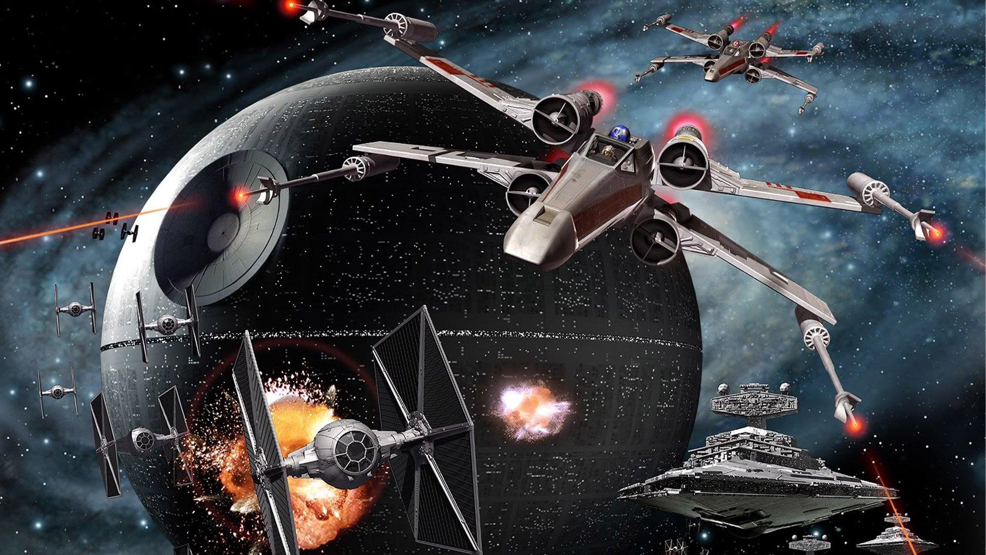 High Res Star Wars Wallpaper
