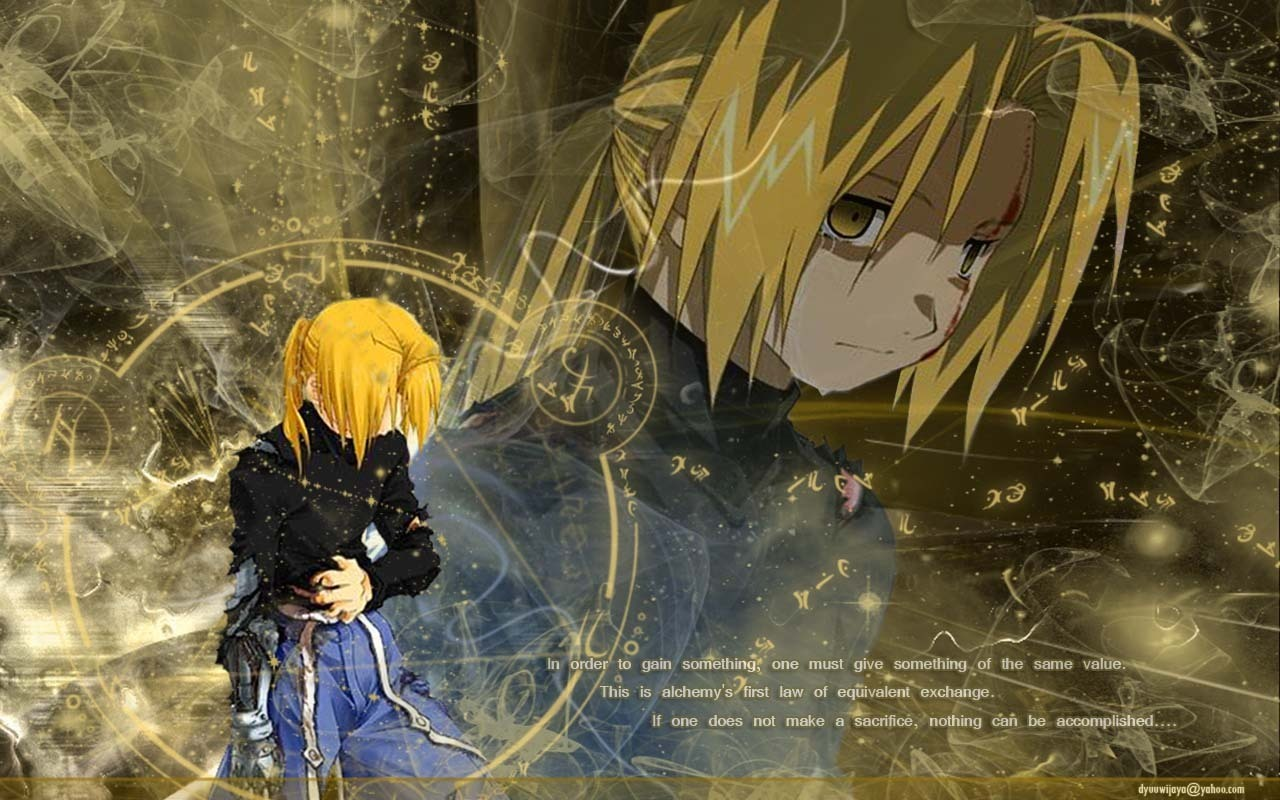 ed   Edward Elric Wallpaper 11382088 1280x800