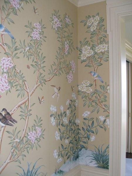 de Gournay wallpaper Fabrics and Wallpapers Pinterest 450x600