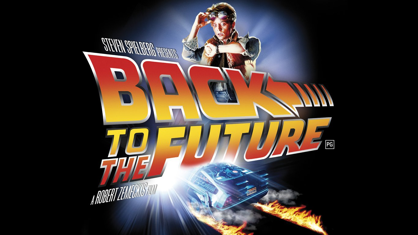 Back To The Future Wallpapers   Back to the Future Photo 29447185 1366x768