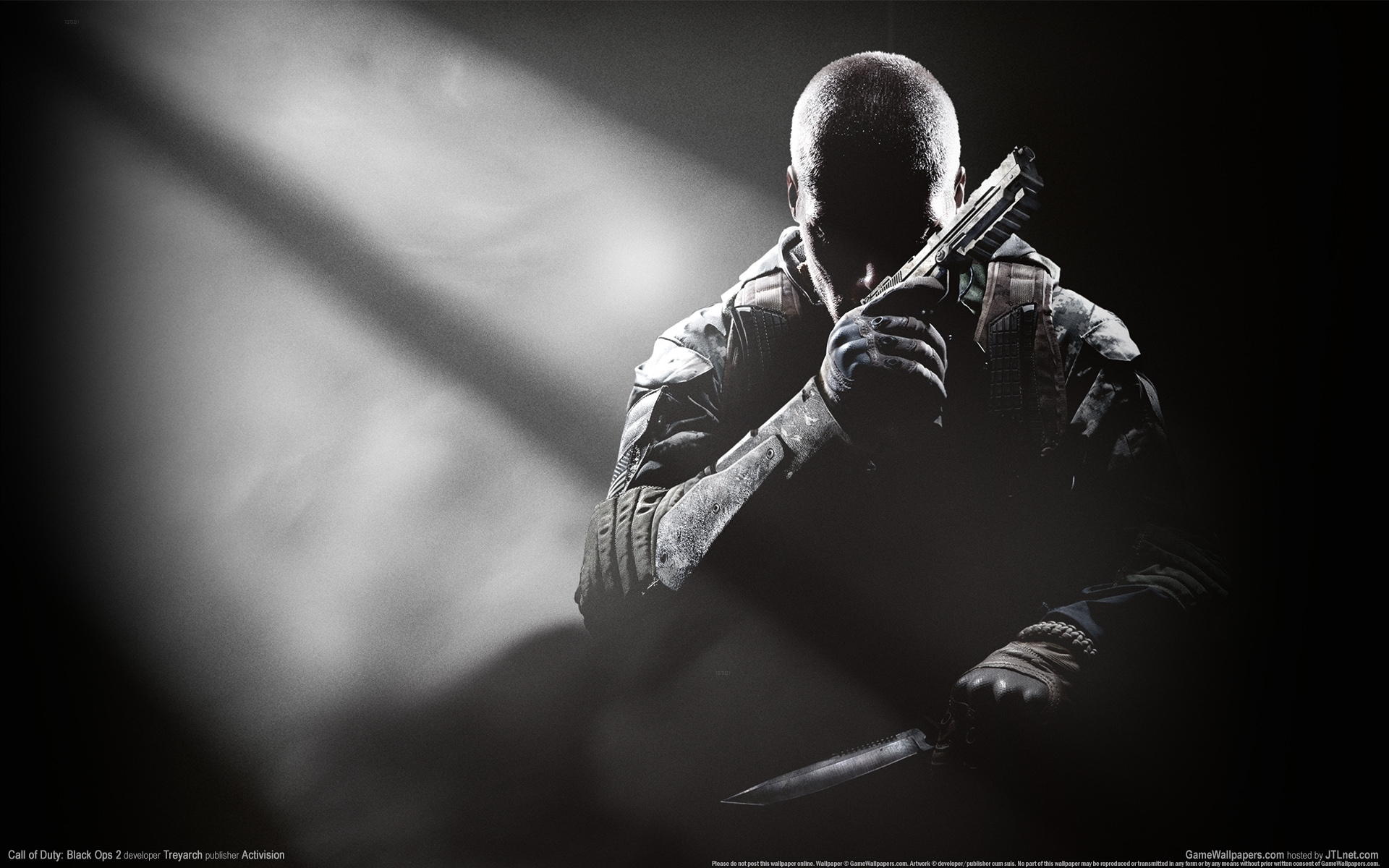 Call Of Duty Bo2 Wallpaper: COD BO2 Wallpaper