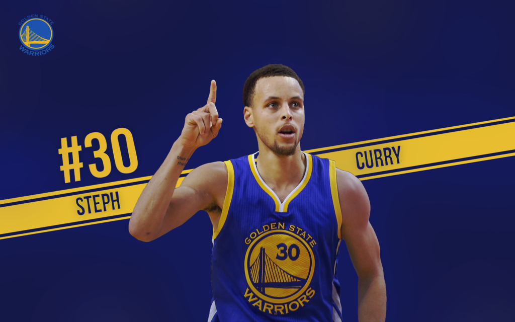 Steph Curry Wallpaper by Drogoarts 1024x640