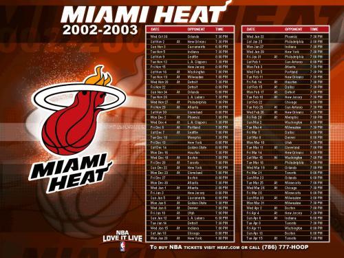 schedule miami heat wallpapers enjoy schedule miami heat wallpapers 500x375