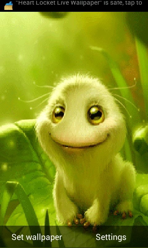 Funny Animal Live Wallpaper Android Download 480x800