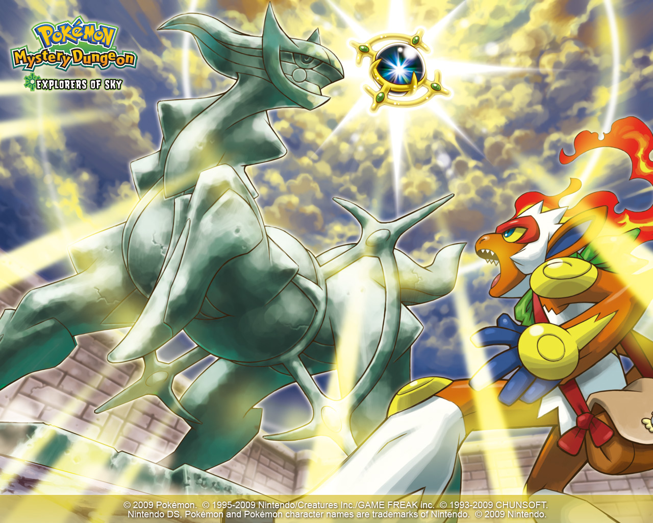 77 Pokemon Mystery Dungeon Wallpaper On Wallpapersafari