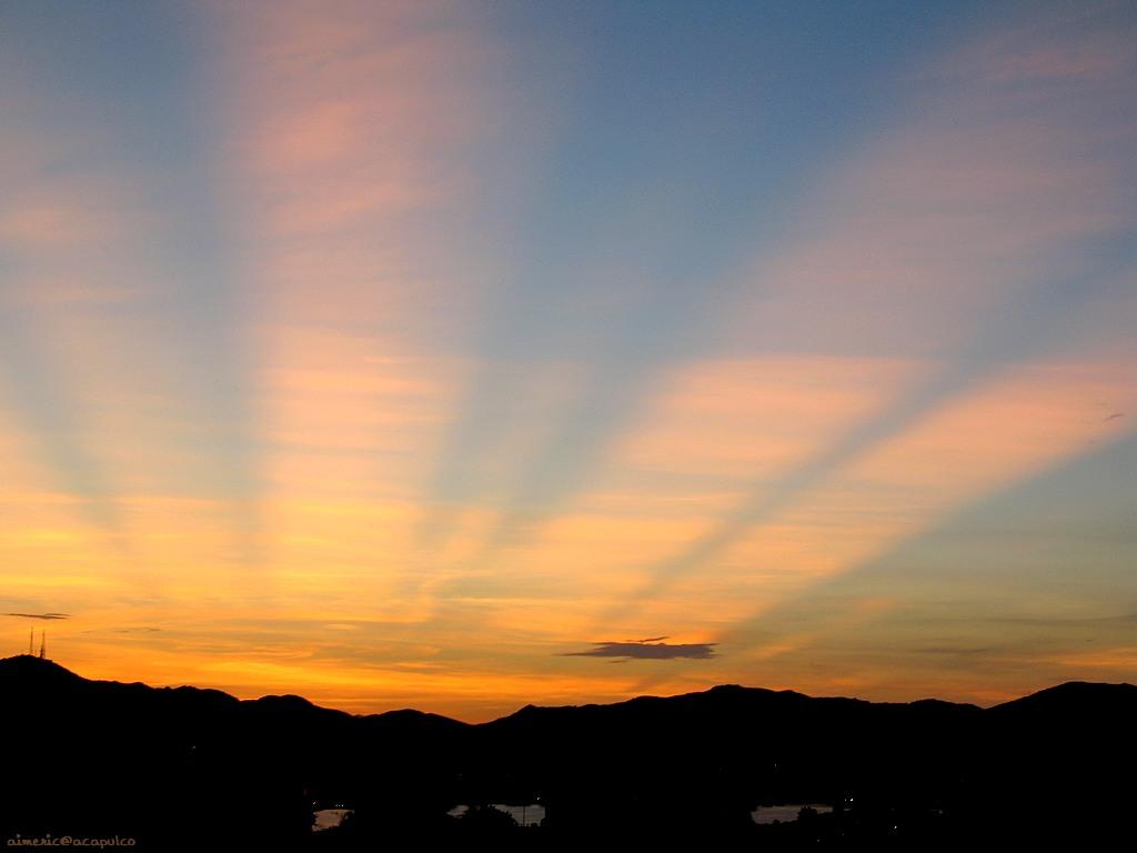 Pics Photos   Sunrise Wallpaper 1024x768