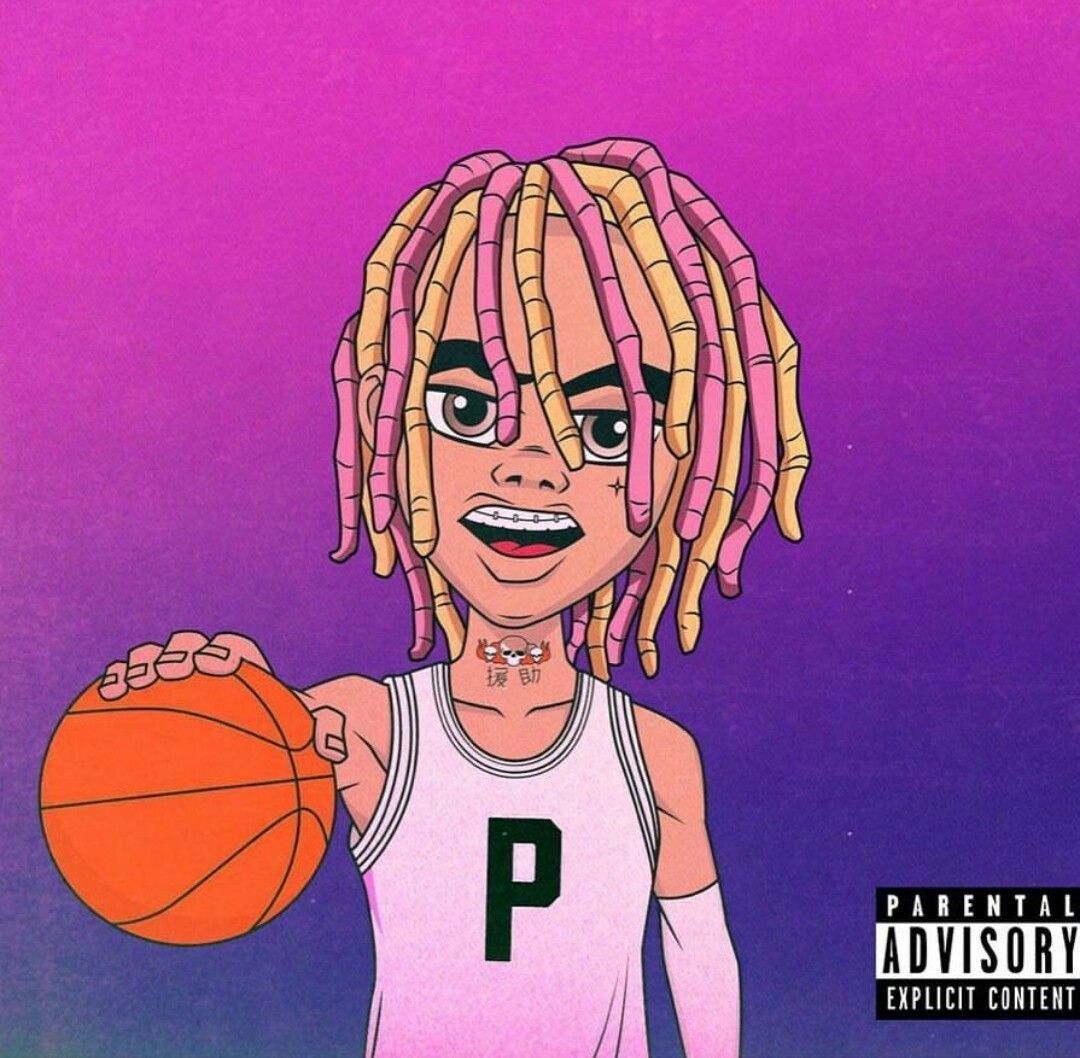 Lil Pump Cartoon Wallpapers   Top Lil Pump Cartoon 1080x1058