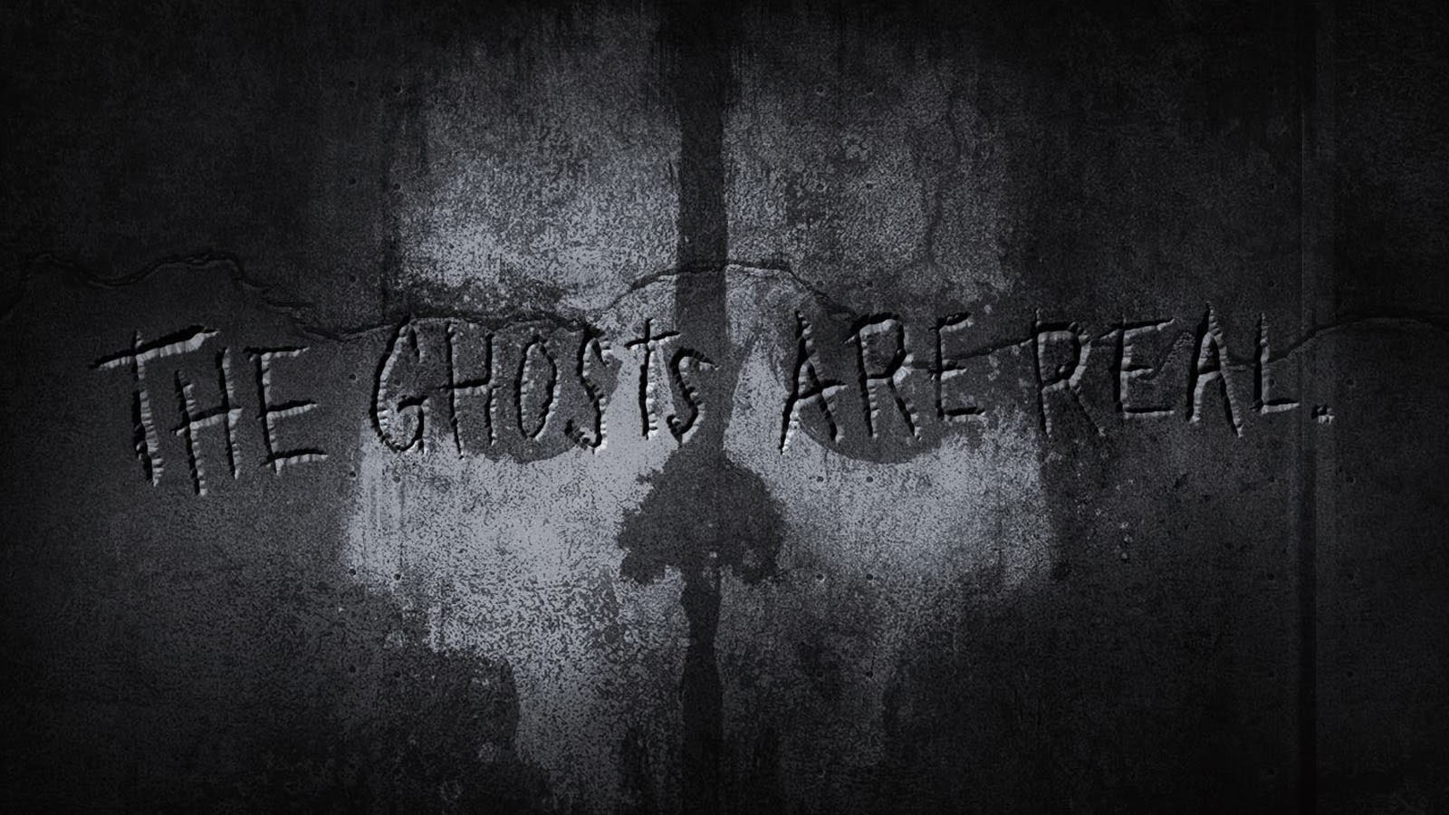 call of duty ghosts cod the ghost are real video game hd wallpaper 1600x900
