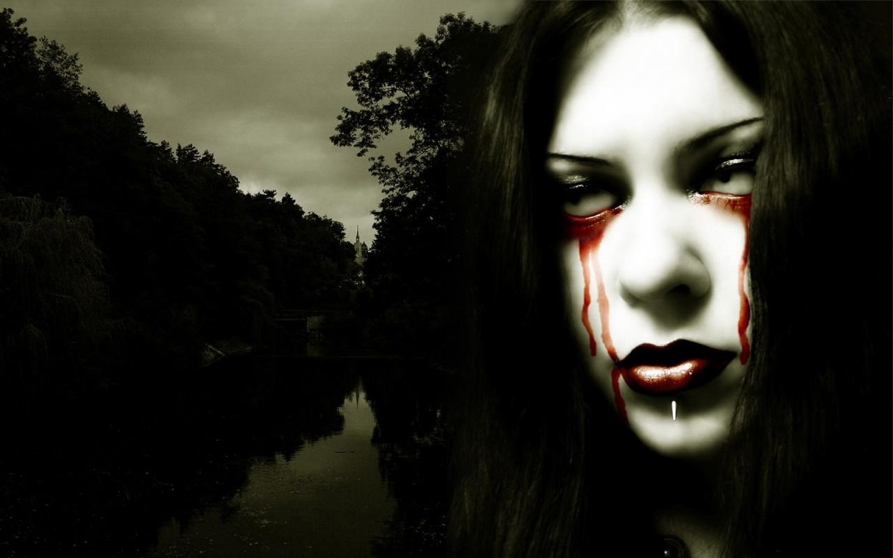 Girl Horror Gothic Wallpaper Photos 13102 Wallpaper High Resolution 1280x800