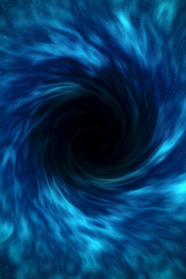 Black Hole Wallpaper Black hole iphone wallpaper 640x960
