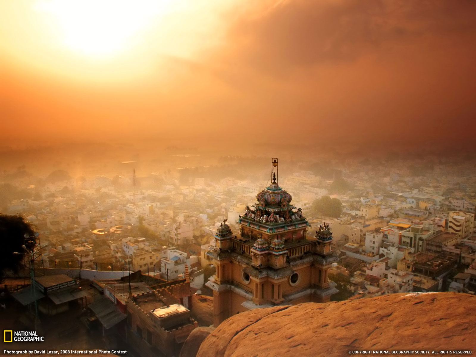 Rock Fort Picture India Wallpaper   National Geographic Photo of the 1600x1200