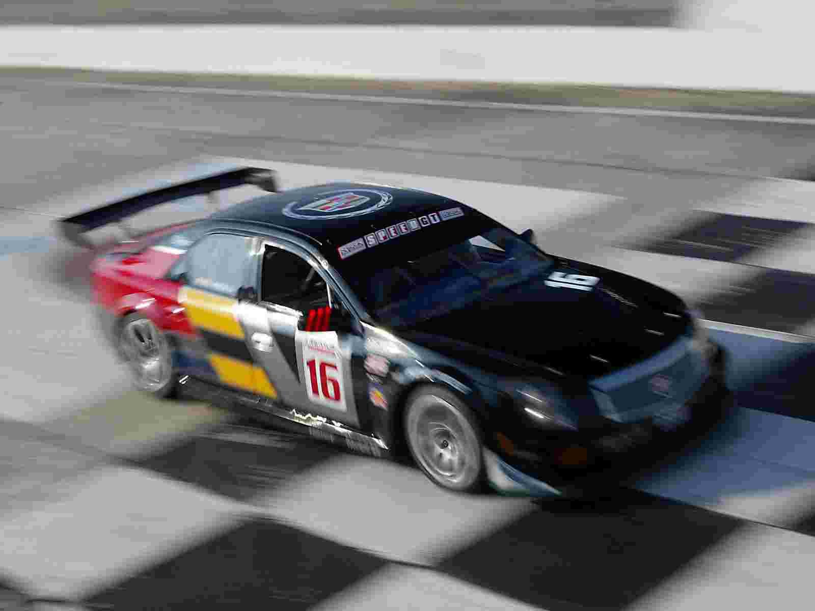 cadillac cts v race car 28663348 wallpaper   Cadillac   Auto Moto 1600x1200
