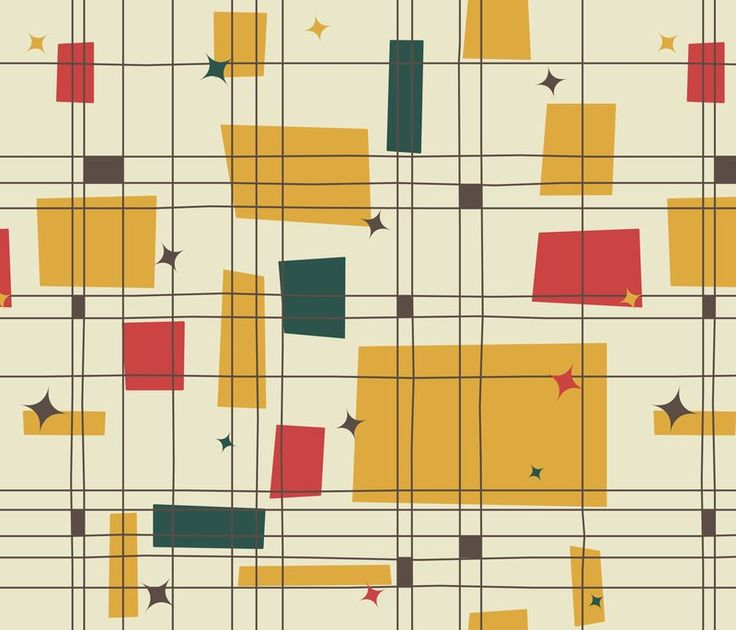 Mid Century Wallpaper New Atomic Wallpapersafari
