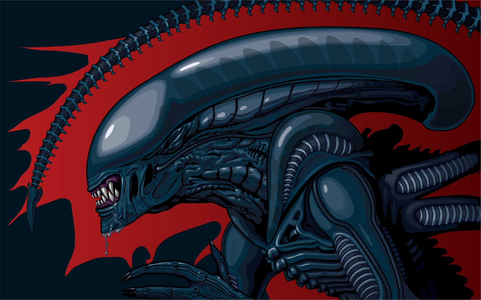 Alien Computer Wallpapers Desktop Backgrounds 1680x1050 1680x1050