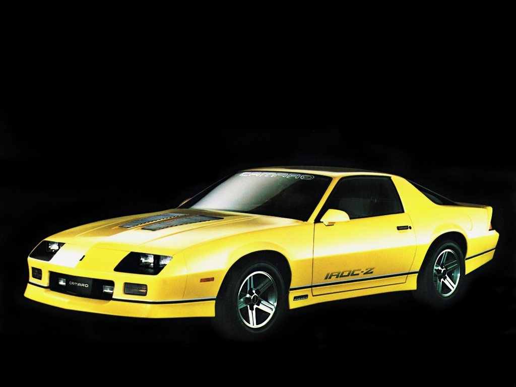 iroc wallpapers Collection 1024x768